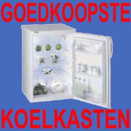 De goedkoopste koelkasten