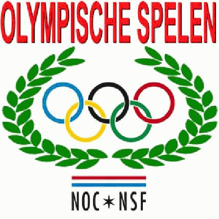 werkstuk Olympische Spelen