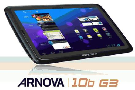 Archos Arnova tablet