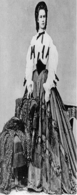Kaiserin Elisabeth - Sisi