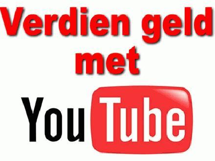 Geld verdienen met You Tube
