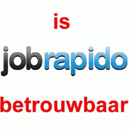 thuiswerk Jobrapido