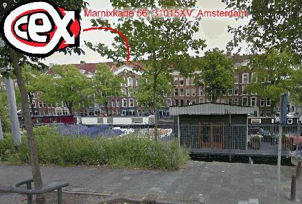 004 CeX Nederland BV Marnixkade 56, 31015XV, Amsterdam