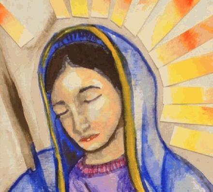 Maria in Guadalupe