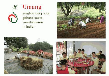Actie Umang zorgboerderij
