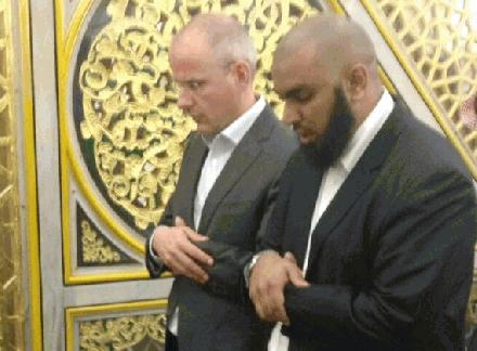 Arnoud van Doorn moslim