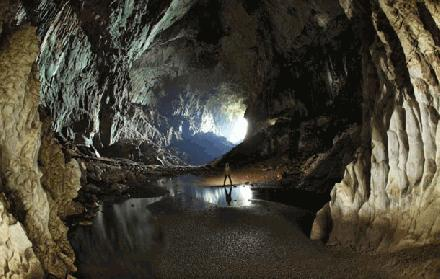 Tunnel naar het Middelpunt van de Aarde