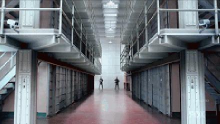 Prison, dit Block bevind zich onder de grond, veel gevangenissen kennen hun bestaan al in 1800