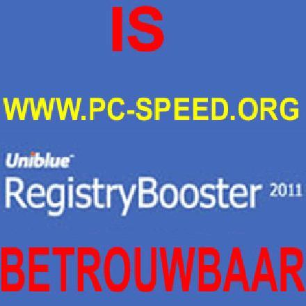 is www.pc-speed.org betrouwbaar