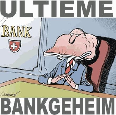 Het ultieme bankgeheim