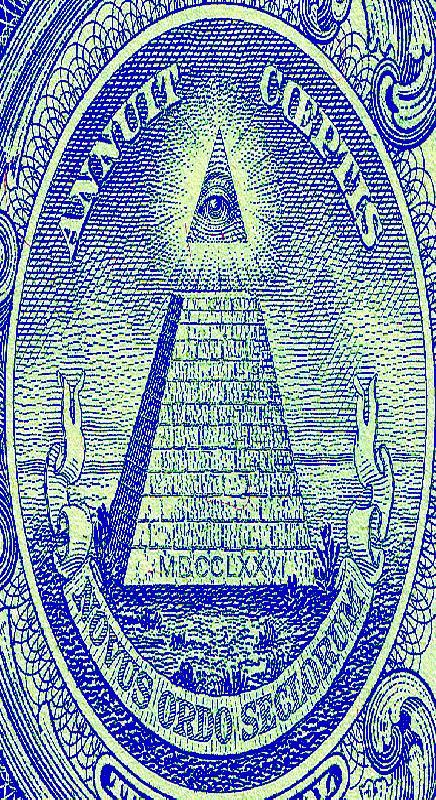 Dollar zegel