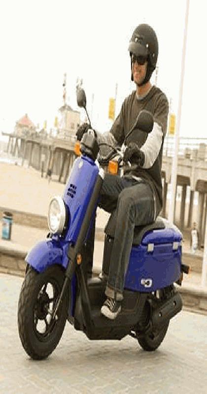 Goedkoop scooter rijden