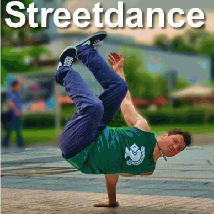 spreekbeurt streetdance