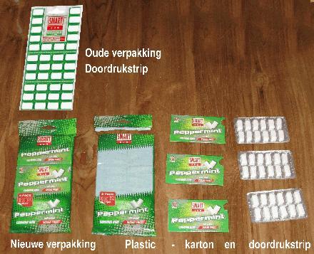 Smart kauwgom