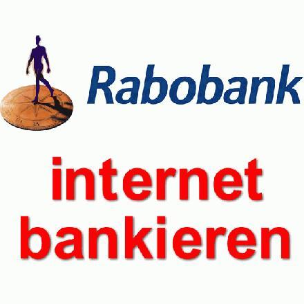 Internetbankieren Rabobank, Rabobank inloggen