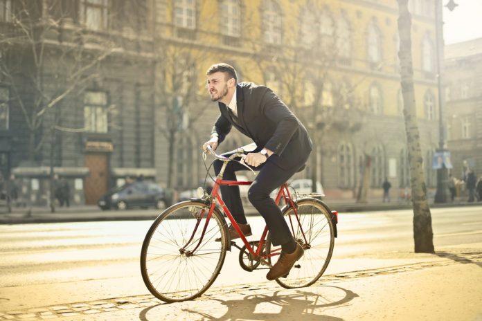 fiets werk