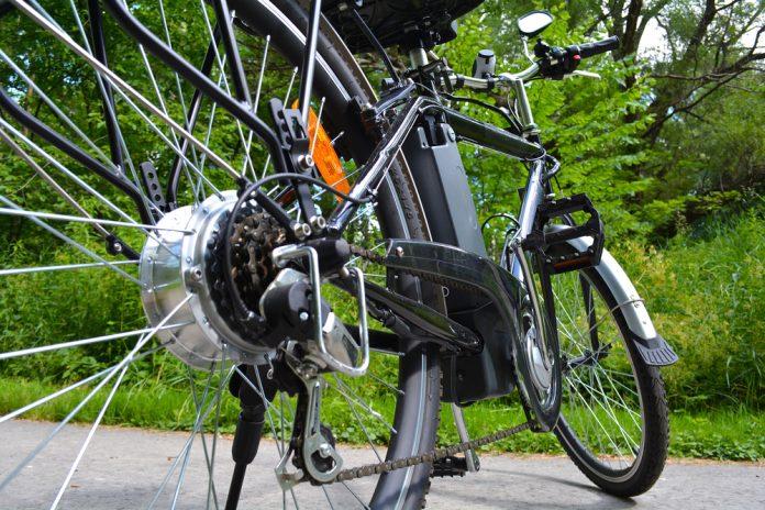 e bike fietsplan